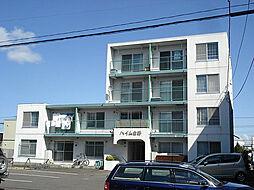 北海道札幌市東区東苗穂八条2丁目の賃貸マンションの外観
