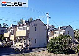 コーポ屋敷山[2階]の外観