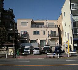 プレジール山王[1階]の外観