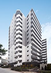 スプリングガーデン[7階]の外観