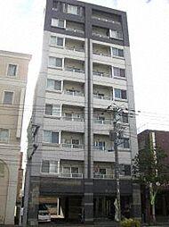 北海道札幌市北区北三十一条西5丁目の賃貸マンションの外観