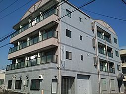 忍ケ丘マンション[202号室]の外観