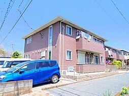 東京都西東京市北原町3丁目の賃貸アパートの外観