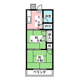 新河岸駅 3.5万円