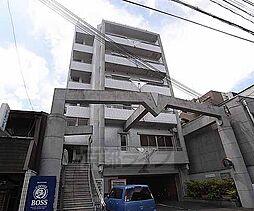 京都府京都市下京区御影町の賃貸マンションの外観
