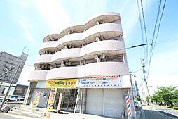 愛知県名古屋市天白区野並2の賃貸マンションの外観