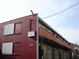 西調布コーポ[2階]の外観