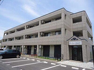 外観,2LDK,面積51.66m2,賃料6.4万円,つくばエクスプレス みらい平駅 徒歩10分,,茨城県つくばみらい市紫峰ヶ丘