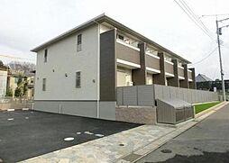[テラスハウス] 千葉県柏市大室 の賃貸【千葉県 / 柏市】の外観