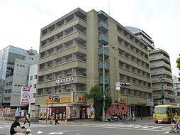 東明マンション江坂1[3階]の外観