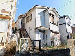 宮坂荘[1階]の外観