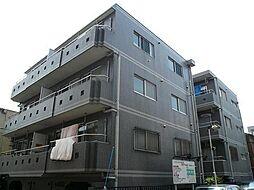 東京都杉並区高円寺北4丁目の賃貸マンションの外観