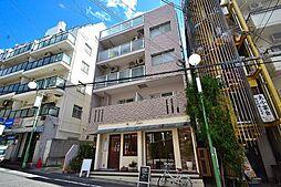 兵庫県神戸市灘区水道筋5丁目の賃貸マンションの外観