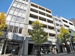 京都府京都市中京区榎木町の賃貸マンションの外観