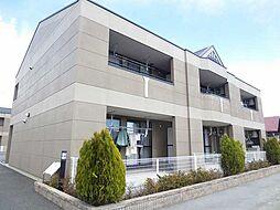 長野県飯田市毛賀の賃貸アパートの外観