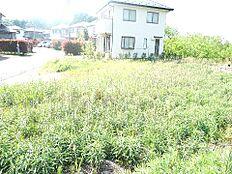土地面積はゆとりの約60坪です。