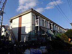 緑風荘[2階]の外観