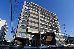 千葉県流山市西初石6丁目の賃貸マンションの外観
