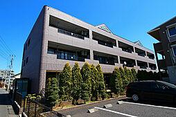 埼玉県越谷市新越谷2丁目の賃貸マンションの外観