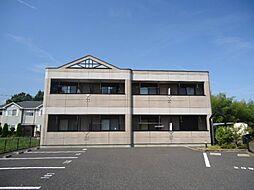 エレガントハウス桜[2階]の外観