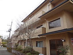 京都府京都市北区上賀茂坂口町の賃貸マンションの外観