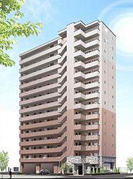スプランディッド新大阪キャトル[2階]の外観