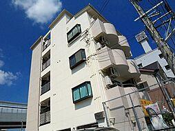 ロイヤルスポット・ミツワ[3階]の外観