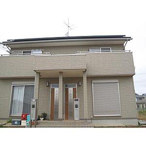 外観,1LDK,面積70.38m2,賃料7.3万円,つくばエクスプレス みらい平駅 徒歩20分,,茨城県つくばみらい市紫峰ヶ丘