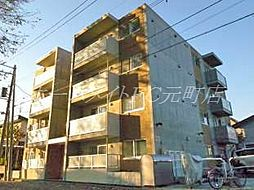 北海道札幌市東区北二十二条東18丁目の賃貸マンションの外観