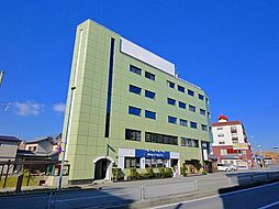 諏訪東生駒ビル[5階]の外観