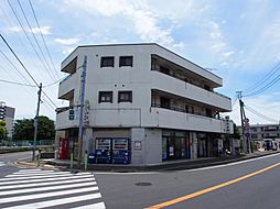 コーポ橋本[3階]の外観