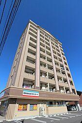 福岡県京都郡苅田町幸町の賃貸マンションの外観