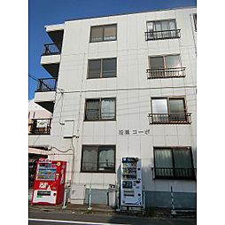 松屋コーポ[303号室]の外観