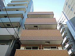 ボン ドゥムール[3階]の外観