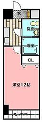 エル片野II[803号室]の間取り