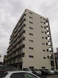 ナガシオマンション[4階]の外観