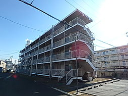 兵庫県加古川市野口町野口の賃貸マンションの外観