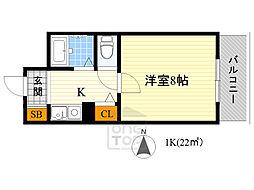 江坂駅 4.3万円