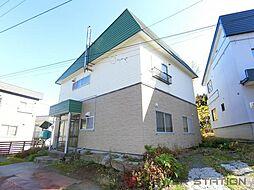 [一戸建] 北海道小樽市桜5丁目 の賃貸【/】の外観