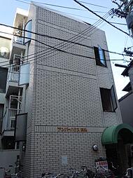 アンバーハウス四条[3階]の外観