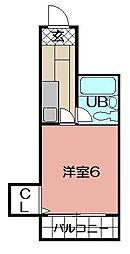 マイプレイス南福岡駅前[1階]の間取り