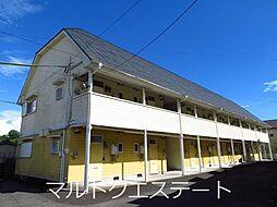 サニーコート A棟[1階]の外観