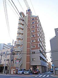 福岡県福岡市博多区築港本町の賃貸マンションの外観