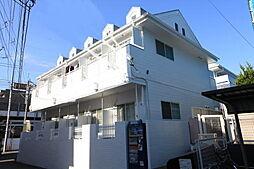 トータス西船B棟[2階]の外観