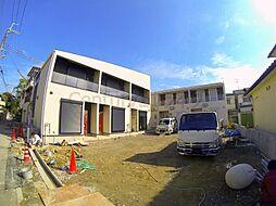 [テラスハウス] 兵庫県伊丹市大野2丁目 の賃貸【/】の外観