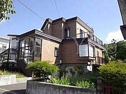 北海道札幌市南区澄川六条4丁目の賃貸アパートの外観