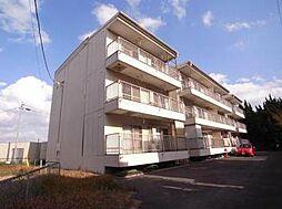 KHK赤坂マンション[302号室]の外観
