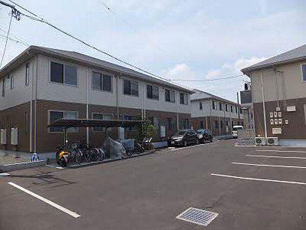 シャーメゾンTown福山北 A棟 1階の賃貸【広島県 / 福山市】