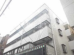 東京都板橋区相生町の賃貸マンションの外観