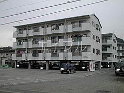 ハイツハピィバリーIIB棟[2階]の外観